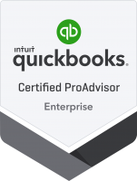 Certified QuickBooks Enterprise ProAdvisor