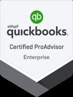 Certified QuickBooks Enterprise ProAdvisor